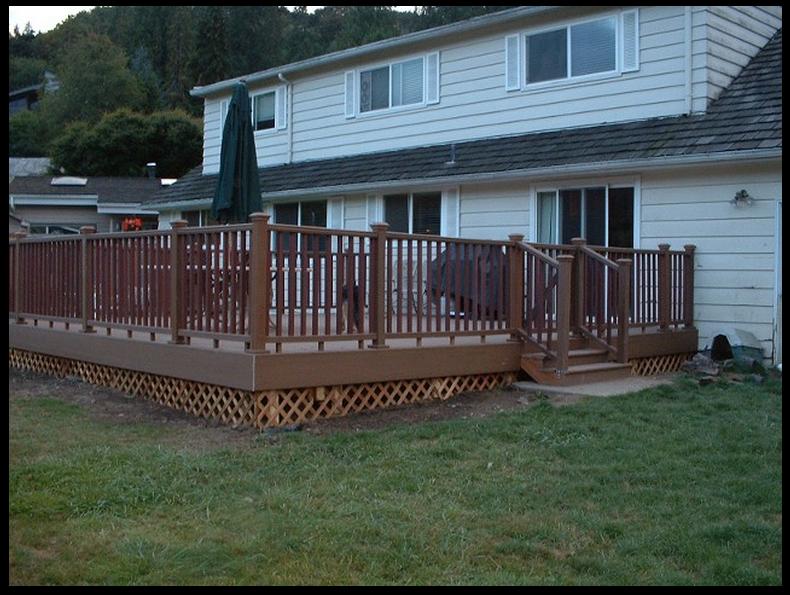 Deck9 Roofing Decks Amp Fences Bellevue Redmond Kirkland