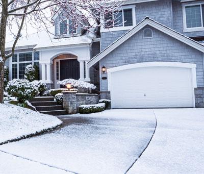 winter roofing problems bellevue